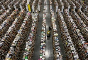 Amazon Book Warehouse