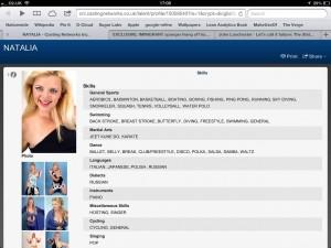 Natalia - Russian Model for Hire