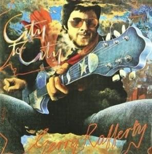 City to City Gerry Rafferty Album Cover