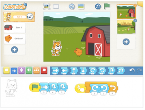 ScratchJr Screenshot