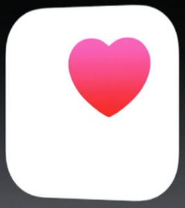 Apple Health App Icon
