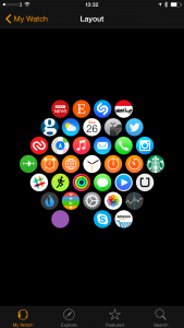 Apple Watch Applications